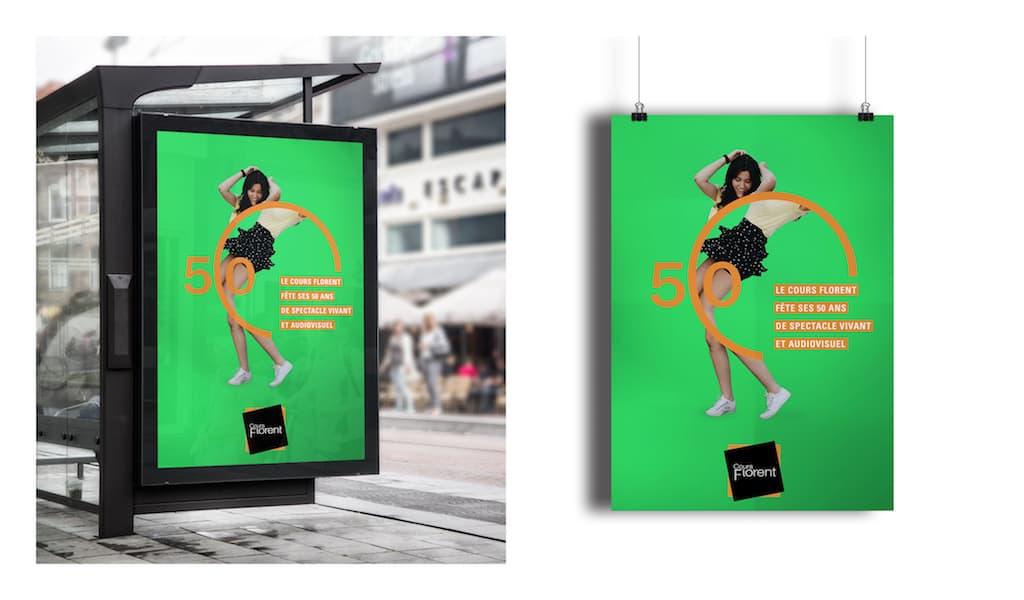 graphiste bordeaux design cours florent création logo charte graphique illustration