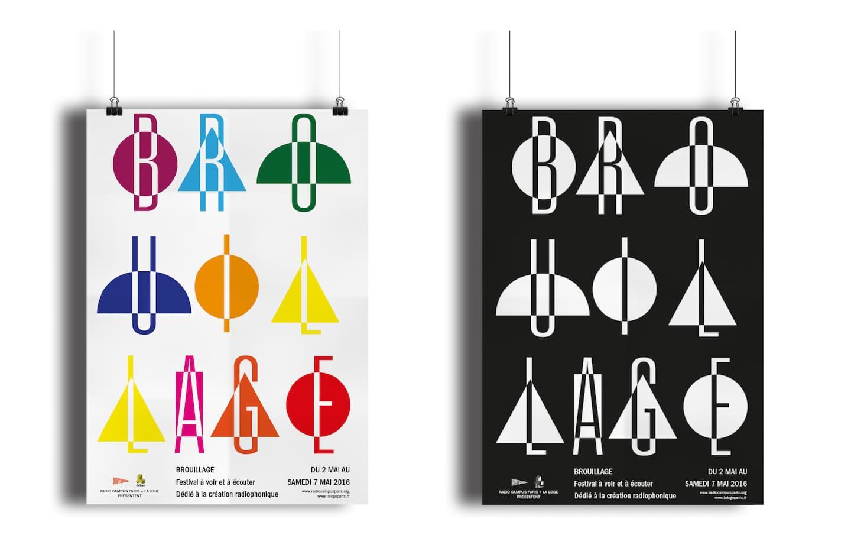 graphiste bordeaux design brouillage création logo charte graphique illustration